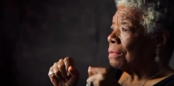 This Powerful Talk From Dr. Maya Angelou Will Teach You Why Love Should Liberate You